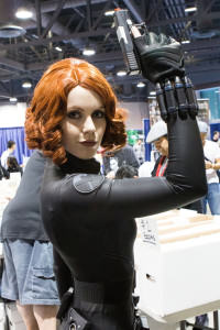Avengers Black Widow Halloween Costumes