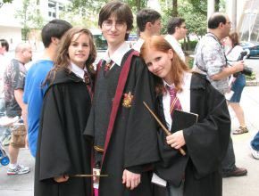 Harry Potter Halloween Costumes