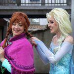 Disney Frozen Costumes For Girls