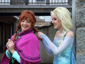 Disney Frozen Costumes For Girls