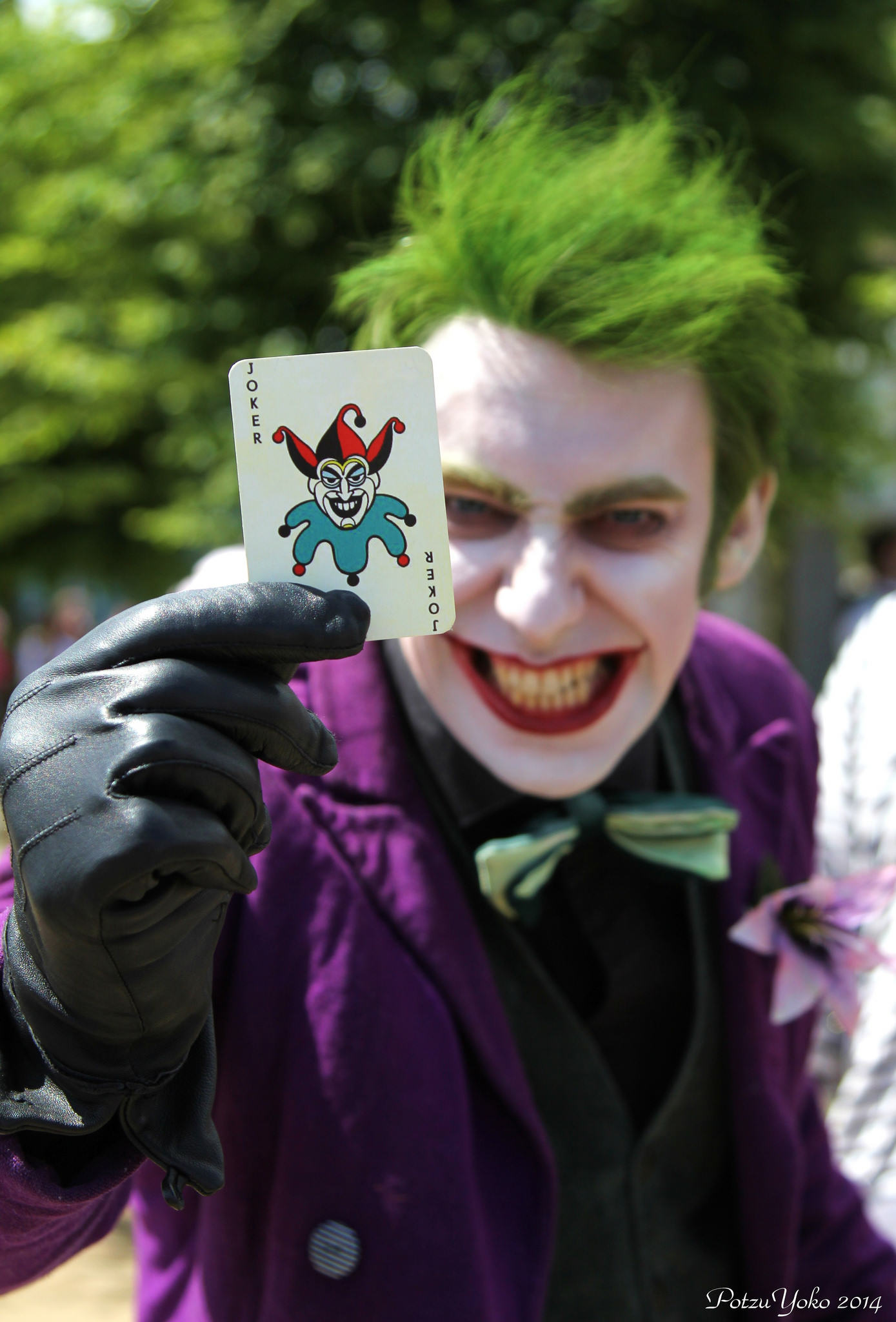 The Joker Halloween Costumes