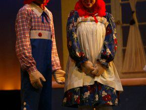 Raggedy Ann & Andy Costumes
