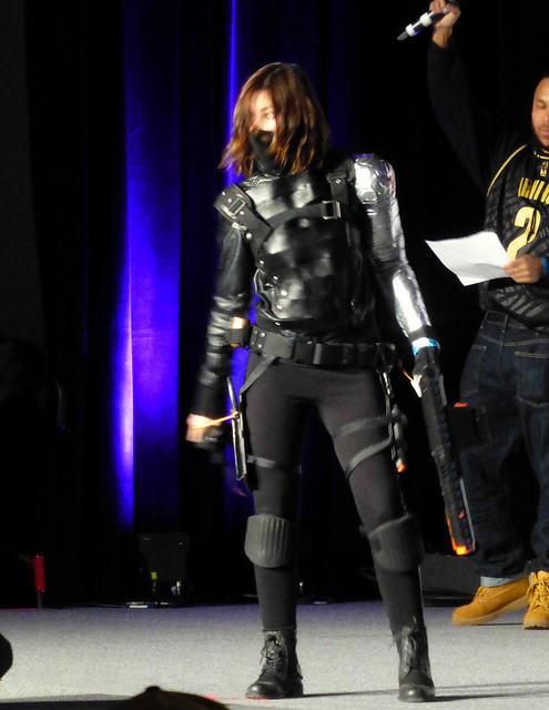 Captain America The Winter Soldier Costumes