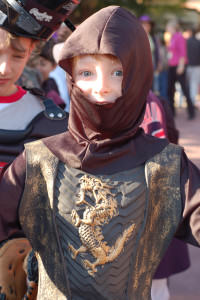 Ninja Halloween Costumes For Kids
