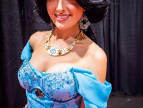 Princess Jasmine Halloween Costumes For Girls