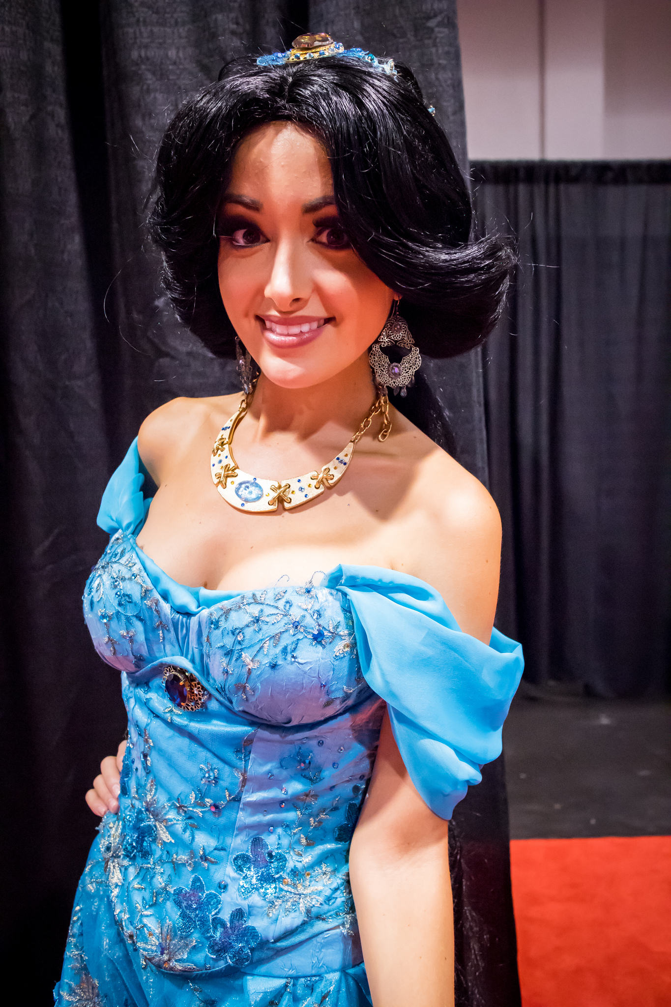 Princess Jasmine Halloween Costumes For Girls