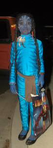 Avatar Halloween Costumes
