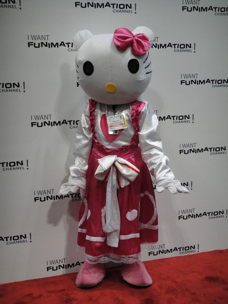 Hello Kitty Costumes For Girls
