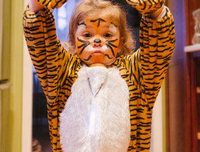 Tiger Halloween Costumes