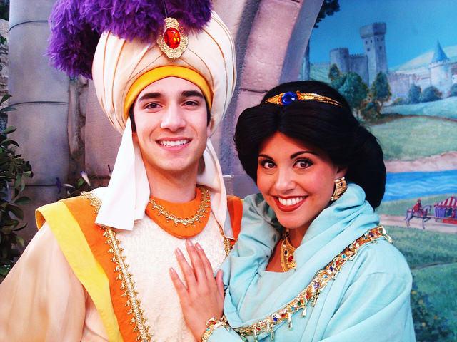 Disney Jasmine Halloween Costumes For Girls