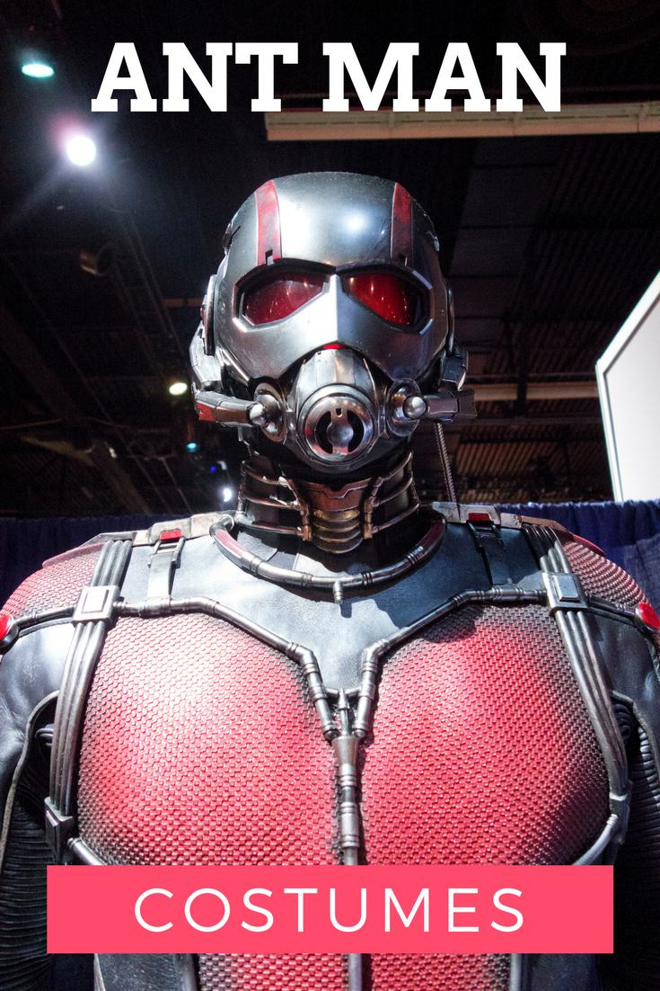 Ant Man Costumes