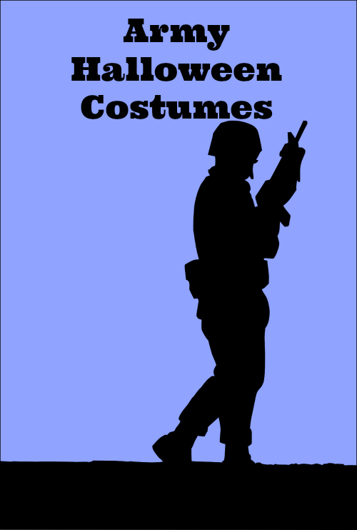 Army Halloween Costumes