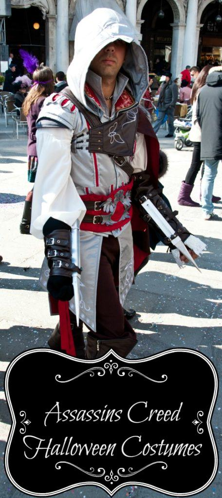 Assassins Creed Halloween Costumes
