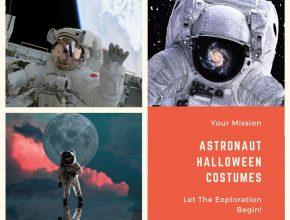 Astronaut Halloween Costumes