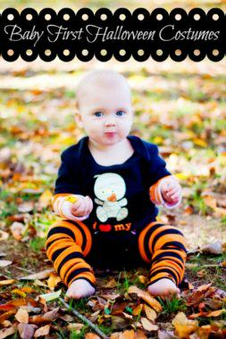 Cutest Baby First Halloween Costumes EVER!