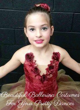 Ballerina Halloween Costumes