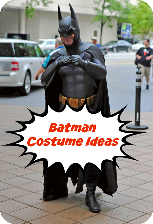 Batman Costume Ideas