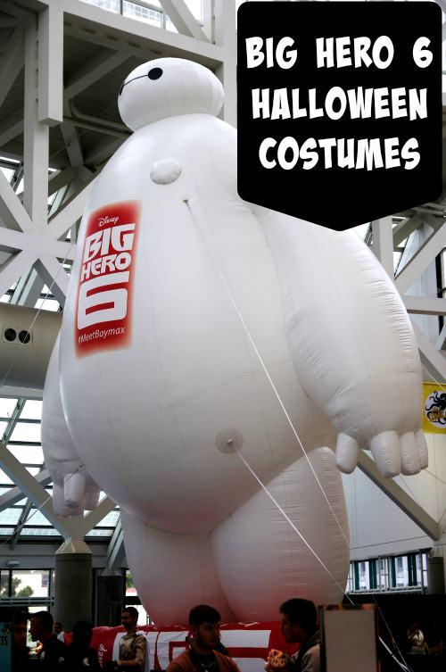 Big Hero 6 Halloween Costumes