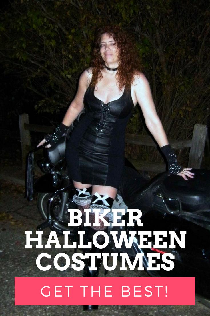 Biker Halloween Costumes