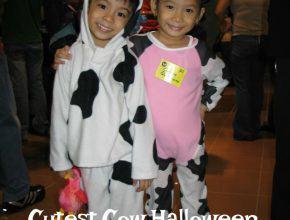Cow Halloween Costumes