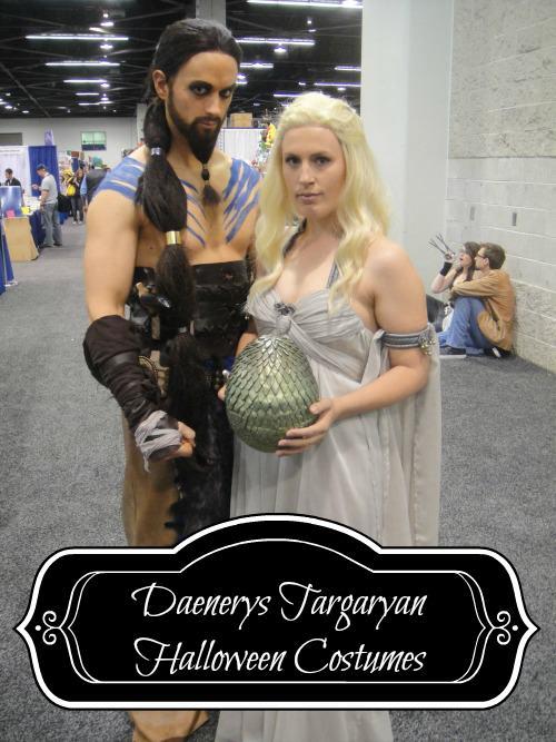 Daenerys Targaryan Halloween Costume