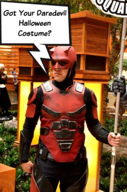 Do You Have Your Daredevil Halloween Costume Yet?