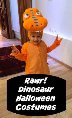 Dinosaur Halloween Costumes