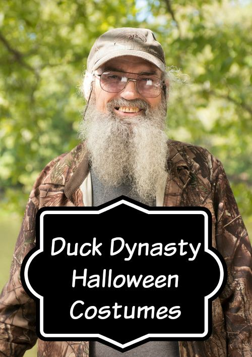 Duck Dynasty Costume Kids Funny Halloween Fancy Dress