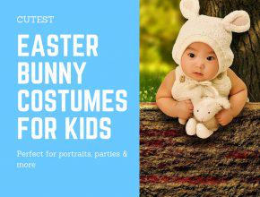 Easter Bunny Costumes Kids