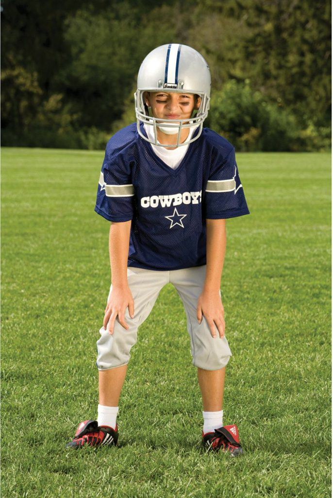 Kids Zombie Football Costumes