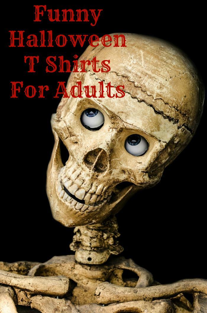 Funny Halloween T Shirts Adults