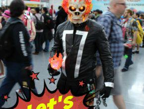 Ghost Rider Halloween Costume