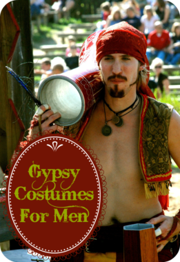 Gypsy Costumes For Men