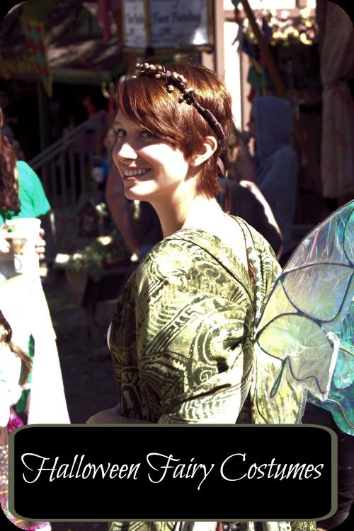 Halloween Fairy Costumes