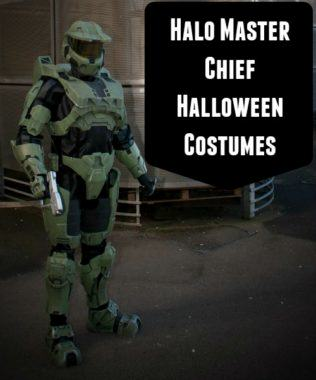 Halo Master Chief Halloween Costumes