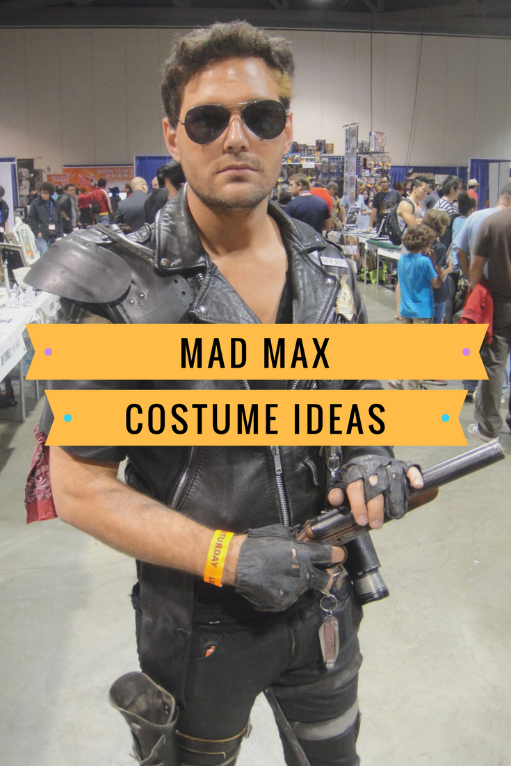 Mad Max Costume Ideas