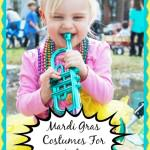 Mardi Gras Costumes For Kids
