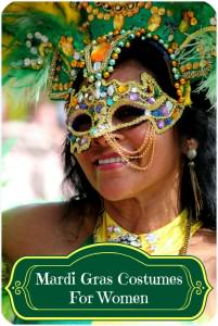 Mardi Gras Costumes Women