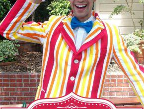 Mary Poppins Bert Costumes