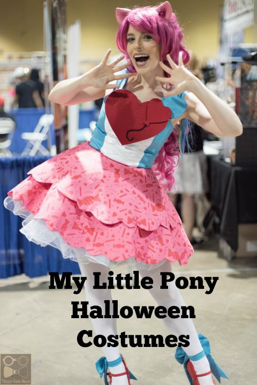 My Little Pony Halloween Costumes