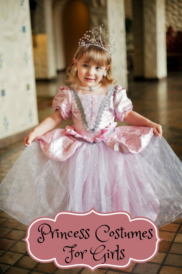 Adorable Princess Costumes For Girls-3828