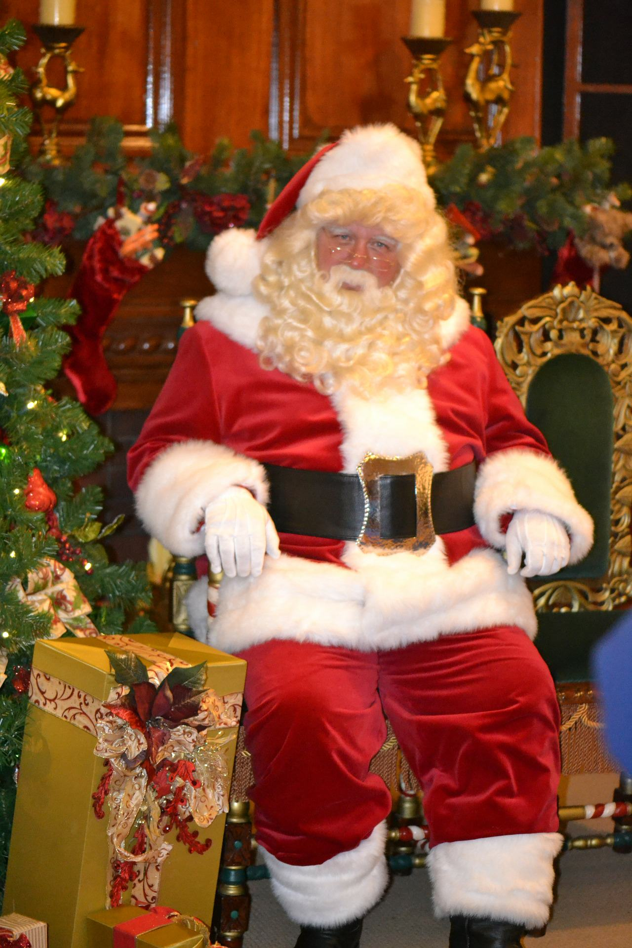 Santa Claus Costume Accessories
