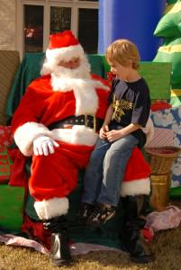 Santa Claus Costumes For Adults