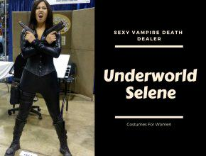 Selene Underworld Costumes For Women
