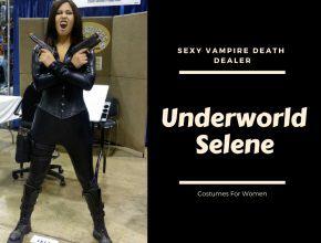 Selene Underworld Costumes For Women