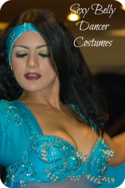 Sexy Belly Dancer Costumes Make A Woman Feel Beautiful