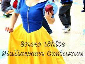 Snow White Halloween Costumes
