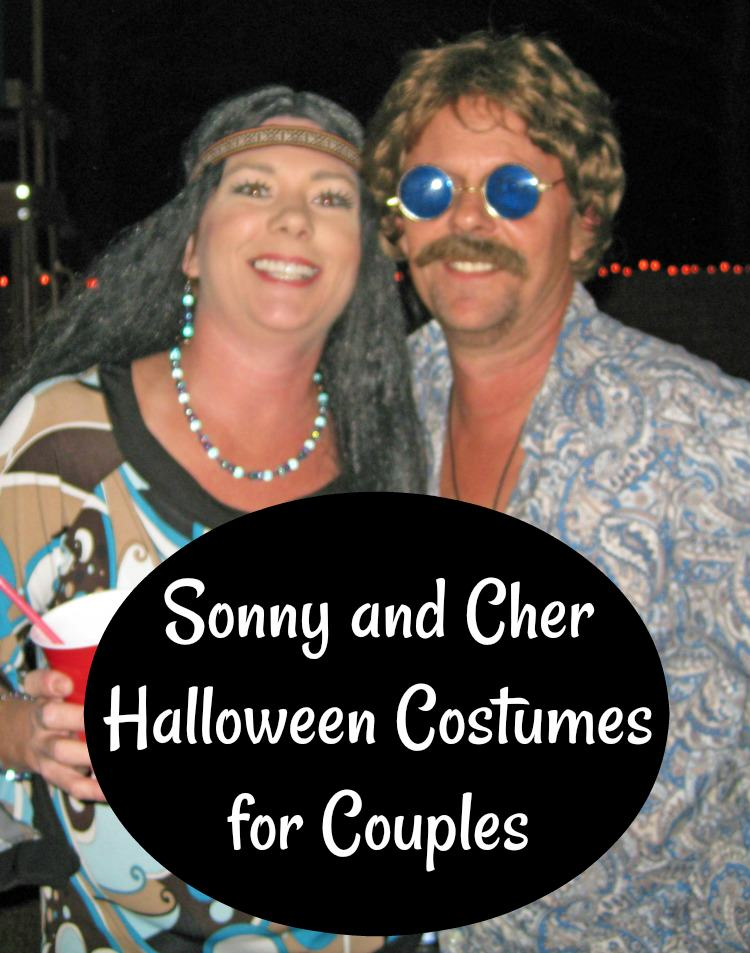 Sonny and Cher Halloween Costumes for Couples