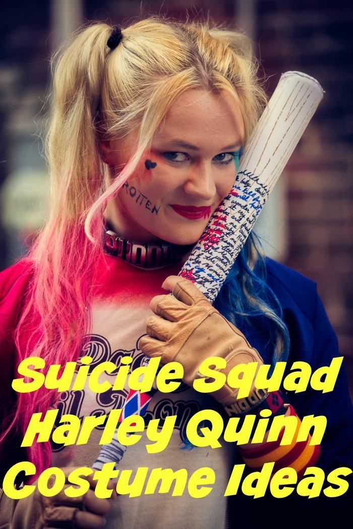 Suicide Squad Harley Quinn Costume Ideas