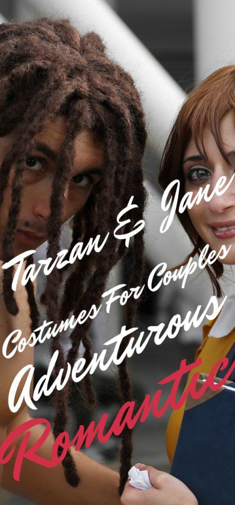 Tarzan Jane Halloween Costumes
